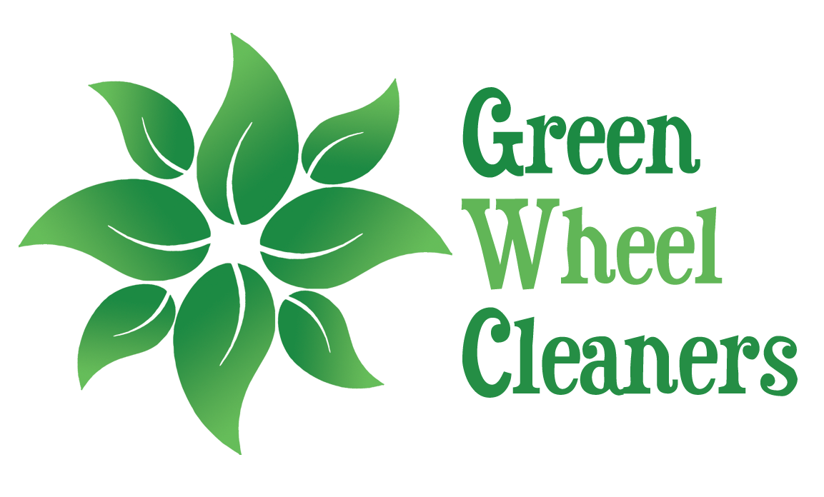Green Wheel Cleaners Logo