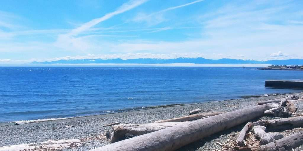 Pacific Ocean, Victoria BC